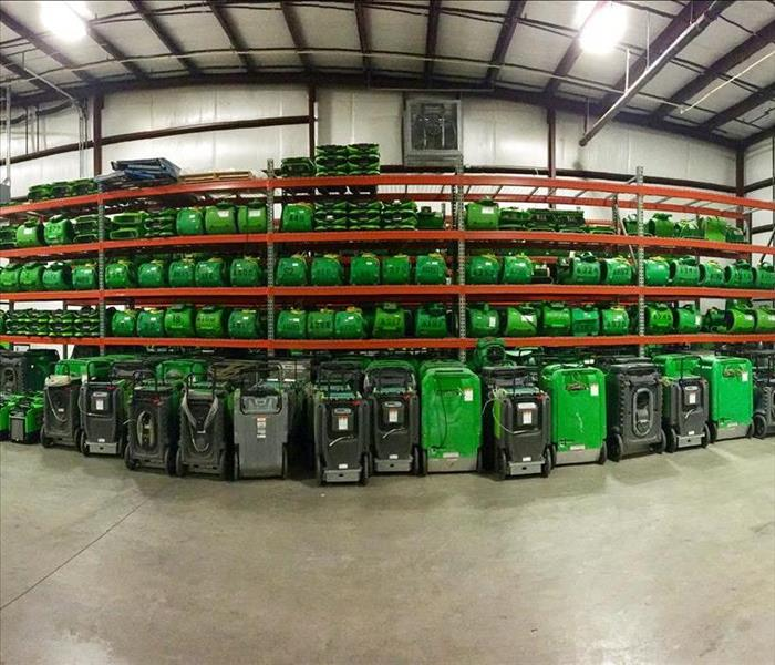 SERVPRO of Tri-Cities is Ready for Anything