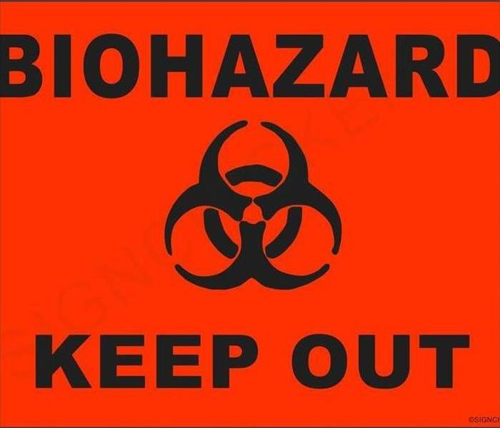 Biohazard We Cleanup Biohazards