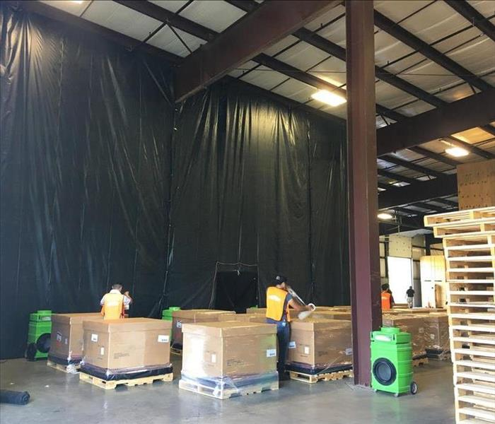 Why SERVPRO No Job Too Large